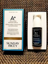 Sunday Riley A+ High-Dose Retinoid Serum 1 oz / 30ml. Authentic