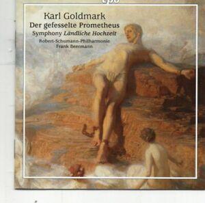 Karl Goldmark - Symphony Op 26 / Prometheus Overture Op 38 - cpo CD - 2016