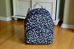 kate spade new york large backpack Karissa fl toss blue multi