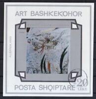 Albanien gestempelt MiNr. Block 98  Europa  Zeitgenössische Kunst