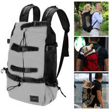 Dog Carrier Backpack Large K9 Sport Sack for Bike Camping Mesh Dog Travel Dogs