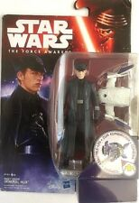 Star Wars The Force Awakens General Hux  3.75 inch Figure 4+ Years B4164 New