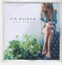 (GD50) Sid Batham, All Lies - DJ CD