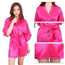 Biancheria rosa per la notte da donna taglia XXL