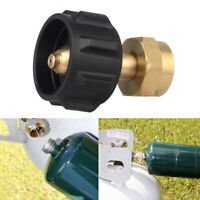 Regulator Valve Propane Refill Adapter 1Lb LP Gas QCC1 Cylinder Tank Coupler New