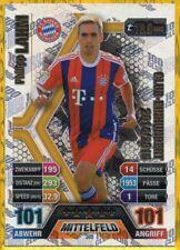"""Philipp Lahm (Bayern München) Match Attax BL-Saison 2017/18 - """"Club Einhundert"""""""