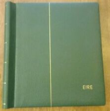 Lighthouse Ireland Album Green Springback Lay Flat Binder Pages 1922-1982