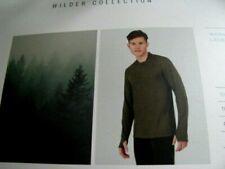 Terramar 'Wilder Collection' Mens Thermal Long Sleeve Xl Heavyweight Ret $21.99