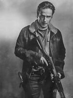 THE WALKING DEAD POSTER HORROR ANDREW LINCOLN RICK GRIMES CHANDLER RIGGS