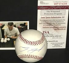 Jake Lamb Arizona Diamondbacks Signed Major League Baseball JSA WITNESS COA