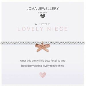 Joma Jewellery CHILDRENS Bracelet- Lovely Niece