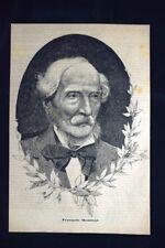 Ritratto di Terenzio Mamiani, morto il 21 maggio 1885