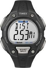 Timex Men's Ironman Classic 50 Move+ | Black Case GPS Sport Watch TW5K86500