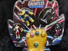 "SDCC 2014 Marvel Universe Infinity Gauntlet & 3.75"" 4-Figure Set: Thanos & MORE!"