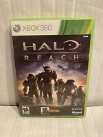 Halo: Reach (Xbox 360, 2010) Complete Free Shipping