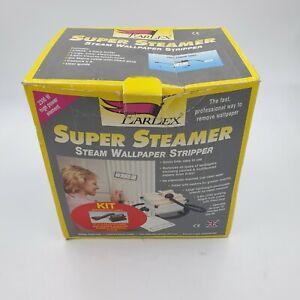 EARLEX SUPER STEAMER WALLPAPER STRIPPER USED HC)