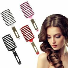 Hair Brush Magic Comb Detangle Bristle Nylon Massage Combs Women Wet Detangler