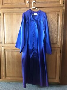 Graduation Gown--Blue
