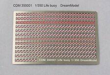 Dream Model 350001 1/350 Life Buoy Color Etching Parts
