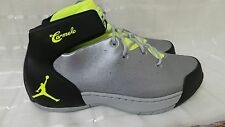 New Men's JORDAN Melo 1.5  Basketball Shoes 631310-013 Silver/Black  Sz 9.5 107A