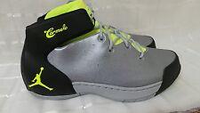 New Men's JORDAN Melo 1.5  Basketball Shoes 631310-013 Silver/Black  Sz 9.5 107A