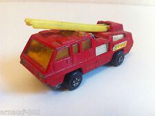 Matchbox / Lesney - 22 - Blaze Buster (Camion de pompiers)