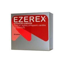 EZEREX 20 BUSTINE INTEGRATORE TONICO PER DISFUNZIONE ERETTILE STRESS STANCHEZZA