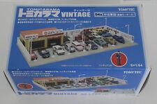 650Tomicarama Vintage 04a 1/64 scale Car Dealership Yard Sales Tomica Tomytec