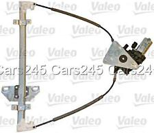 Daewoo Lanos 1997- Right Front Power Window Regulator with motor VALEO