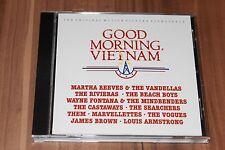 Various – Good Morning, Vietnam (1993) (CD) (A&M Records – 396 969-2)