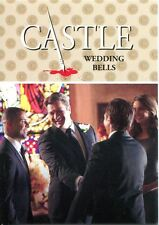 Castle Seasons 3 & 4 Caskett Chase Card  C6