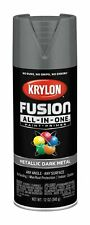 K02769007 Pintura En Aerosol Fusion All-in-one, Metal Oscuro