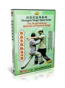 Shang Style Xing Yi Series 36 Self Defence Method Practical Xingyi - Li Hong DVD