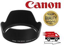Canon EW-83H Lens Hood For EF 24-105mm f/4L IS USM Lens 0776B001AA (UK Stock)