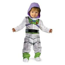 BUZZ LIGHTYEAR INFANT COSTUME 12-18 Months Child Toddler Halloween Toy Story NEW
