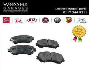 Genuine Nissan Qashqai J11 All Models Front Brake Pads Brand New - D10604EA0A