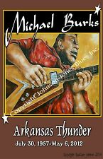Poster of Michael Burks  by Cadillac Johnson