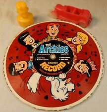 Vintage Post Cereals Archies Toys
