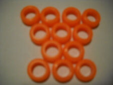 12 GROMMETS BPA-free Food Grade Silicone for Fermenting Mason Jars FREE SHIP