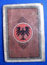 Albanian ID Paper  d.1927  NOTIFICATION LETTER OF ALBANIA ( Leter Njoftimi )