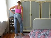 Bogner Denim Project  6 Pocket Safety Damen Jeans Gr.40