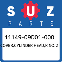 11149-09D01-000 Suzuki Cover,cylinder head,r no.2 1114909D01000, New Genuine OEM
