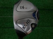 Left-handed DUNLOP XXIO 2008 U6 R-flex UT Utility Hybrid Golf Club