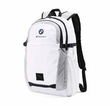 Puma BMW M Motorsport Backpack White NWT