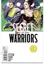 Secret Warriors #14 (2010) VF/NM Marvel Comic