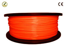 Filament- fil imprimante 3d PLA 1.75mm Orange 1kg Ce-rohs Pla175ora