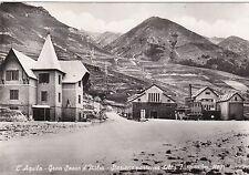 # L'AQUILA - ASSERGI: STAZIONE PARTENZA FUNIVIA  1953