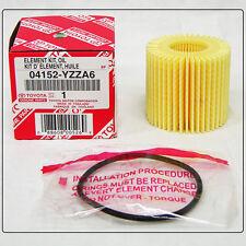 TOYOTA OEM Engine-Oil Filter 04152-YZZA6 for Scion Corolla Matrix Prius