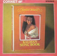 Rolf Hans Müller - Kalman Song Book (Cornet Vinyl-LP Schallplatte Germany)