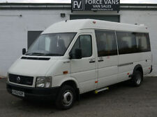 Volkswagen Minibuses, Buses & Coaches with Anti-Lock Brakes